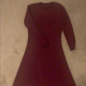 Banana Republic A line sweater dress
